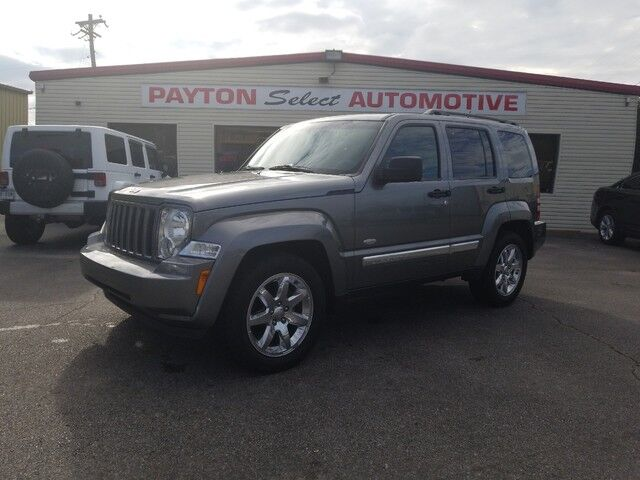 Exceptional 2012 Jeep Liberty Sport Latitude Heber Springs AR ...
