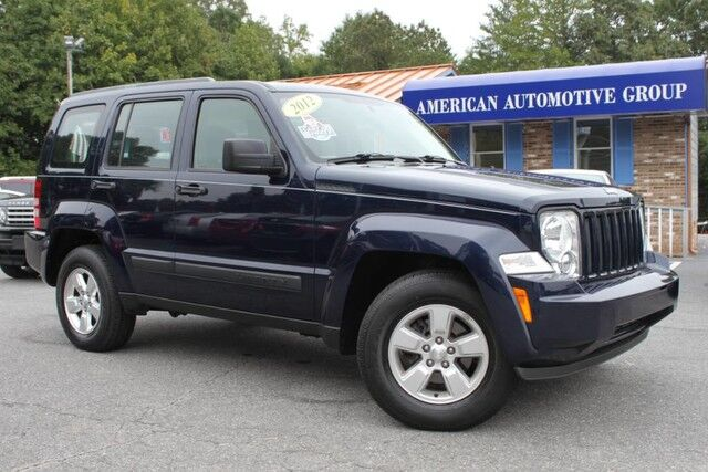 High Quality 2012 Jeep Liberty Sport Mooresville NC ...