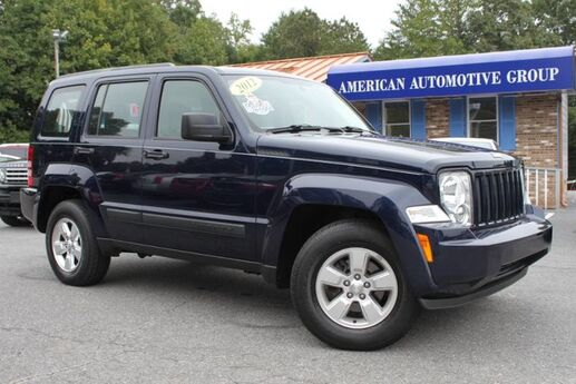 2012 Jeep Liberty Sport Mooresville NC