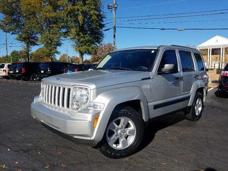 2012 Jeep Liberty Sport Raleigh NC