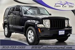 2012_Jeep_Liberty_Sport_ Englewood CO