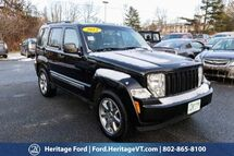 2012 Jeep Liberty Sport South Burlington VT