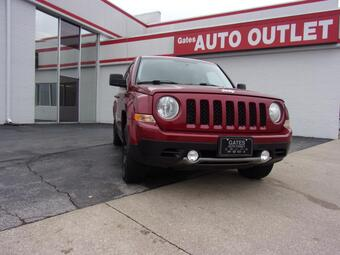 2012_Jeep_Patriot_Latitude_ Richmond KY