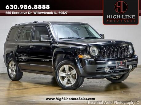 2012_Jeep_Patriot_Limited_ Willowbrook IL