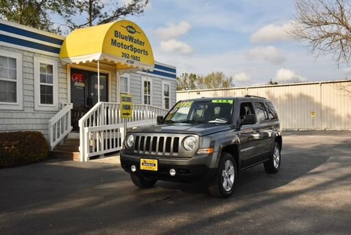 2012_Jeep_Patriot_Sport_ Wilmington NC