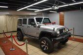 2012 Jeep Wrangler 4door Lifted Loaded