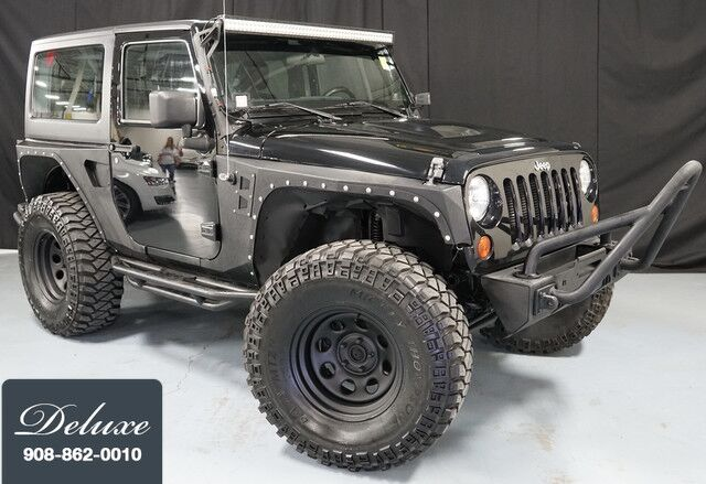 2012 Jeep Wrangler Call of Duty MW3 4WD  Connectivity Group