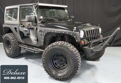 Jeep Wrangler Call of Duty MW3 4WD / Connectivity Group/ Automatic/ Hard Top 2012