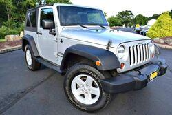 Jeep Wrangler Sport 4x4 2012