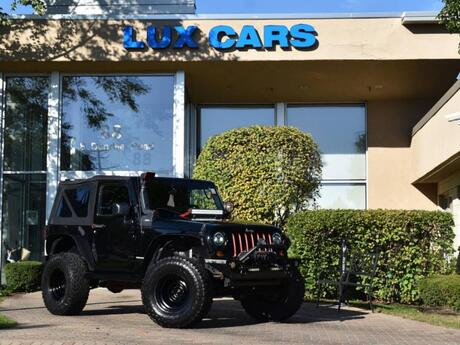 2012 Jeep Wrangler Sport Lifted 6-Speed Manual 4WD Buffalo Grove IL