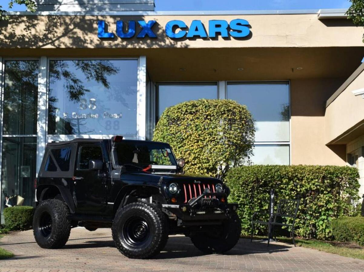 2012_Jeep_Wrangler_Sport Lifted 6-Speed Manual 4WD_ Buffalo Grove IL