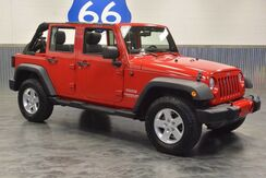 2012 Jeep Wrangler UNLIMITED 4WD 1 OWNER! HARD TOP! ONLY 51K MILES!!! Norman OK