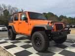 2012 Jeep Wrangler Unlimited 4d Convertible Sport