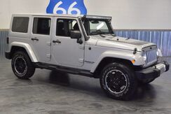 2012 Jeep Wrangler Unlimited ALTITUDE 4WD LOADED LEATHER NAV! 1 OWNER! Norman OK