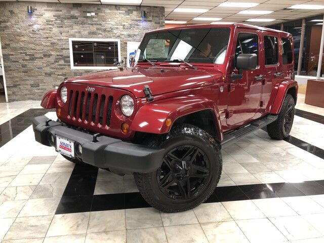 2012 Jeep Wrangler Unlimited Altitude Worcester MA