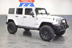 Jeep Wrangler Unlimited RUBICON 4WD LEATHER LOADED! NAV! LEDS! ONE OWNER! 2012