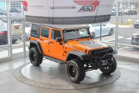 2012_Jeep_Wrangler_Unlimited Rubicon 4WD_ Chantilly VA
