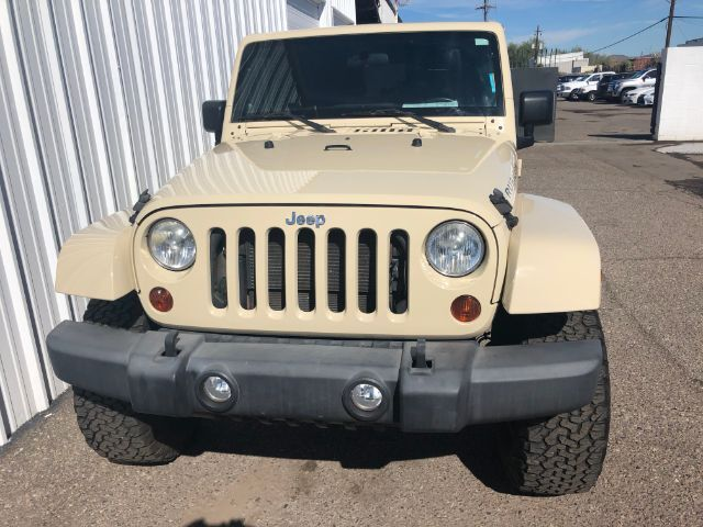 2012 Jeep Wrangler Unlimited Rubicon 4WD Phoenix AZ