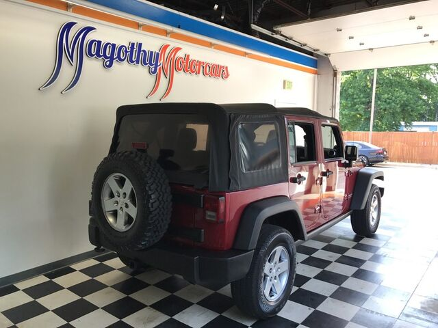 2012 Jeep Wrangler Unlimited Rubicon Pasadena MD
