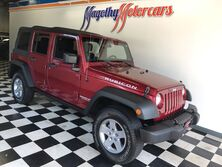 Jeep Wrangler Unlimited Rubicon 2012