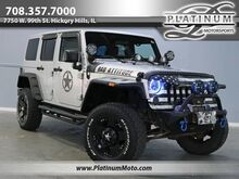 2012_Jeep_Wrangler Unlimited Sahara_1 Owner Hardtop Nav Big Wheels Loaded_ Hickory Hills IL