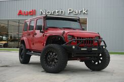 2012 Jeep Wrangler Unlimited Sahara San Antonio TX