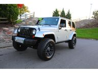 2012 Jeep Wrangler Unlimited Sahara Kansas City KS
