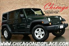 2012_Jeep_Wrangler Unlimited_Sport - 6 SPEED MANUAL 3.6L V6 ENGINE 4WD BLACK CLOTH BLUETOOTH CLIMATE CONTROL_ Bensenville IL