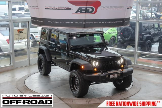 2012 Jeep Wrangler Unlimited Sport 4WD Chantilly VA