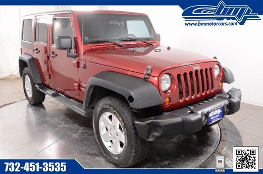 2012 Jeep Wrangler Unlimited Sport Rahway NJ