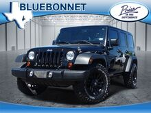 2012 Jeep Wrangler Unlimited Sport San Antonio TX