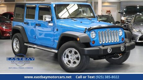2012 Jeep Wrangler Unlimited Sport San Ramon CA