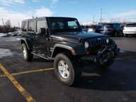 2012 Jeep Wrangler Unlimited Sport Watertown NY