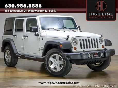2012_Jeep_Wrangler Unlimited_Sport_ Willowbrook IL