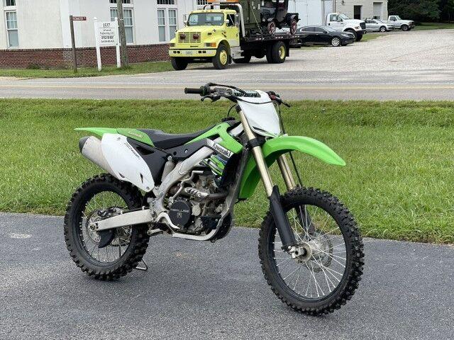 2012 Kawasaki KX450F  Crozier VA