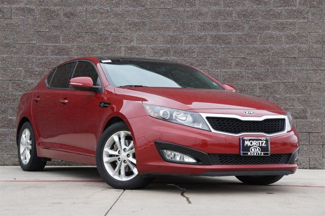 2012 Kia Optima EX Fort Worth TX