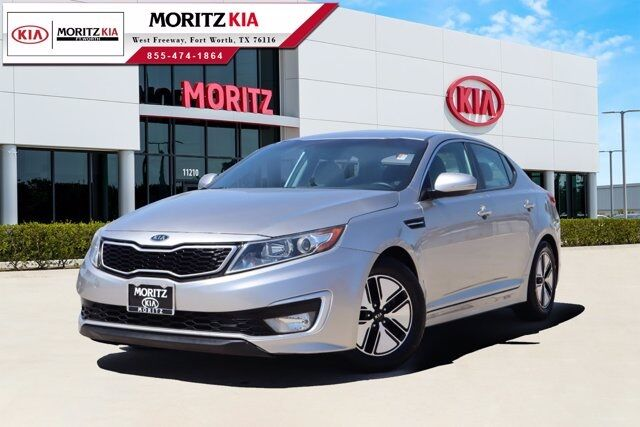 2012 Kia Optima Hybrid EX Fort Worth TX