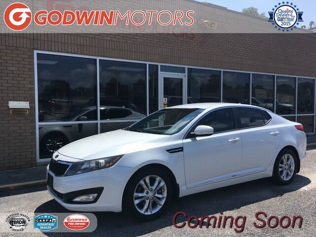 2012 Kia Optima LX Columbia SC
