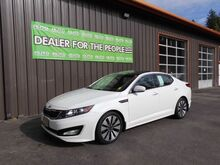 2012_Kia_Optima_SX_ Spokane Valley WA