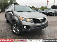 2012_Kia_Sorento_EX Luxury   PANO ROOF   NAV   LEATHER   CAM_ London ON