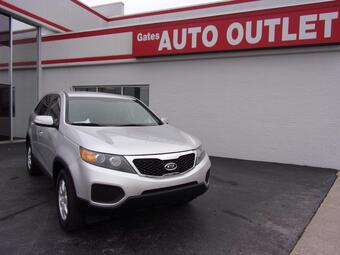 2012_Kia_Sorento_LX_ Richmond KY
