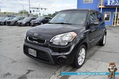 2012_Kia_Soul_+ / Automatic / Auto Start / Power Locks & Windows / Bluetooth / Cruise Control / Aluminum Wheels / 28 MPG_ Anchorage AK