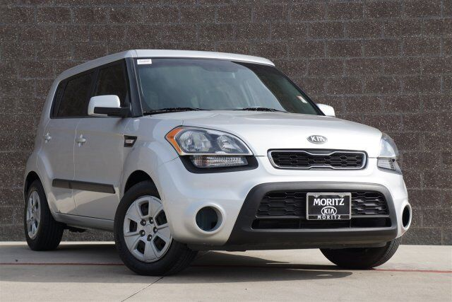 2012 Kia Soul Base Fort Worth TX
