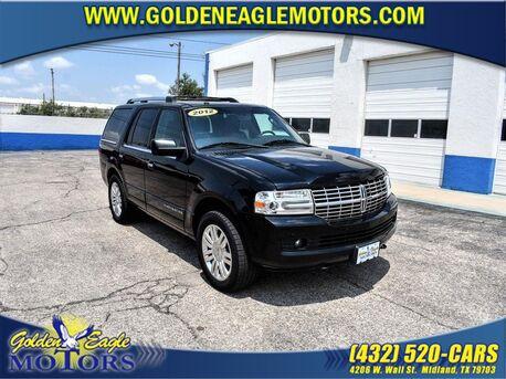 2012_LINCOLN_Navigator_4WD 4DR_ Midland TX