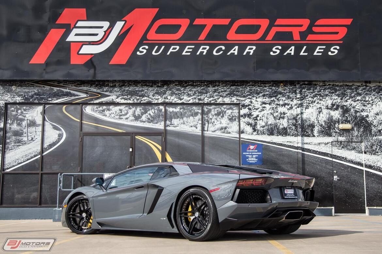 2012 Lamborghini Aventador LP700-4 Underground Racing Twin Turbo Tomball TX