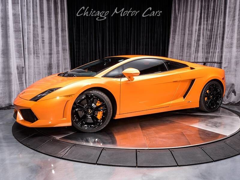 2012_Lamborghini_Gallardo_LP550-2 6 Speed Manual Coupe_ Chicago IL