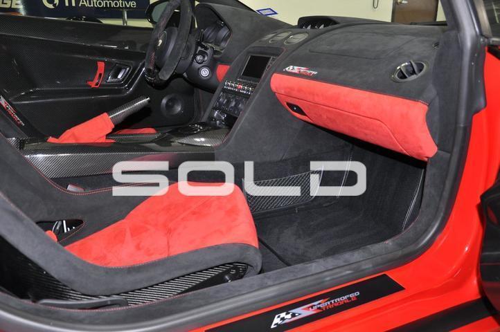2012 Lamborghini Gallardo Super Trofeo Stradale Tx 26512372
