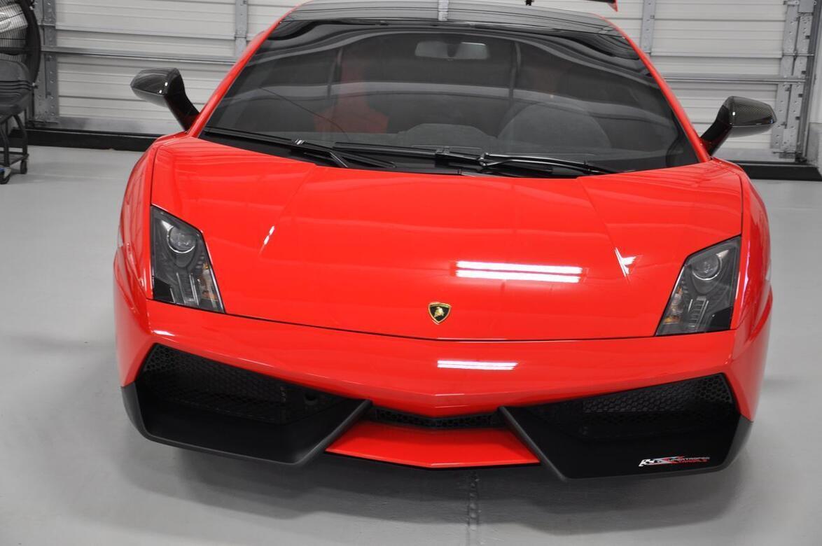 2012 Lamborghini Gallardo Super Trofeo Stradale Tomball TX