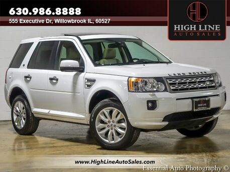 2012_Land Rover_LR2_HSE_ Willowbrook IL