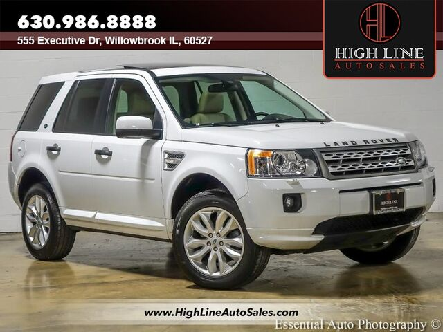 2012 Land Rover LR2 HSE Willowbrook IL